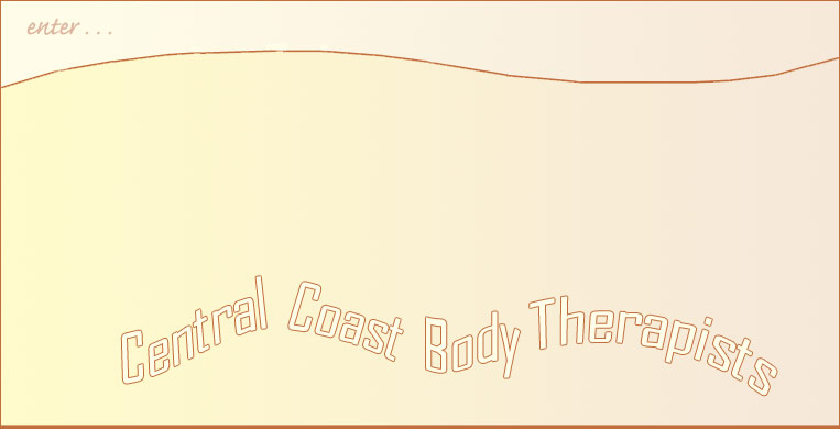 Massage, Day Spa treatments, Workplace Training.  Relaxation & Self Growth.  Central Coast Body Therapists - Debra Duff & Peter Wells